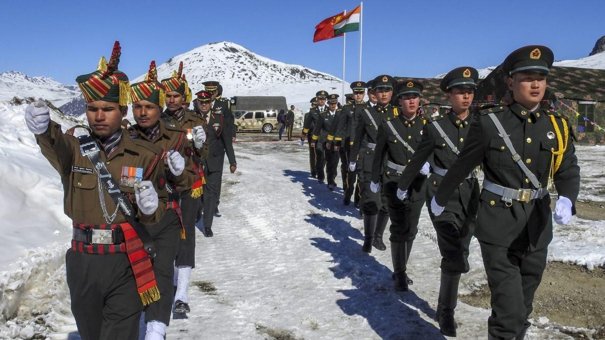 ३ भारतीय सैनिकको मृत्यु लद्दाखमा चिनियाँ सेनाको झडपट