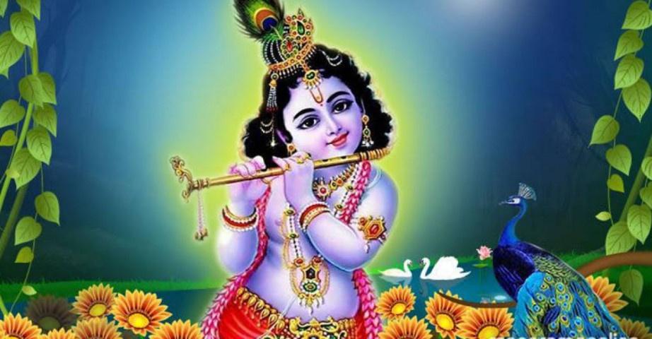 आज कृष्ण जन्माष्टमी पर्व देशभर मनाइँदै