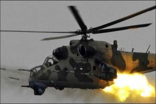 सिपाहीको उद्धार गर्न गएको सैनिक हेलिकप्टर दुर्घटना, ४ जनाको मृत्यु
